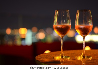 Rosé Vin Terrasse Images Stock Photos Vectors Shutterstock