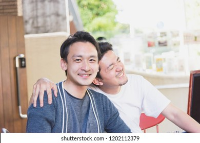 Two good men (homosexuality · LGBT)