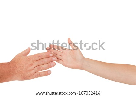 Two Hands Grab Stock Photo (Edit Now) 107052416 - Shutterstock