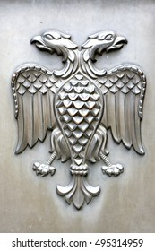 Double Headed Eagle Images Stock Photos Vectors Shutterstock