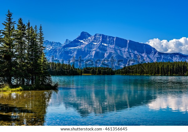 Two Jack in Banff National Park, Alberta, Canada