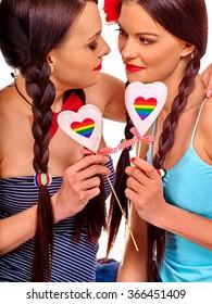 lesbian Josie maran