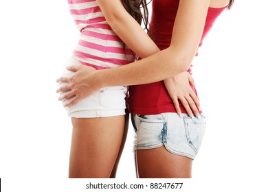 varmt lesbiams