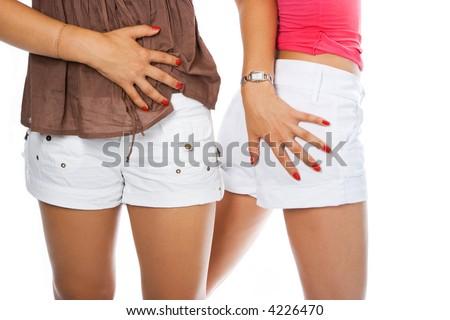 suku puoli lesbo jalat