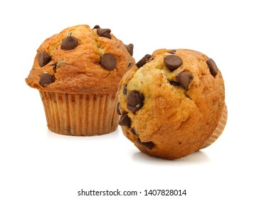 Chocolate Chip Muffin High Res Stock Images Shutterstock