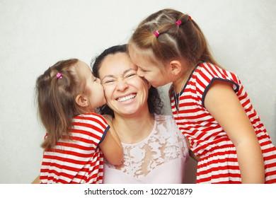 Kiss On Cheek Images, Stock Photos & Vectors | Shutterstock
