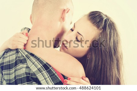 how to neck kiss a guy