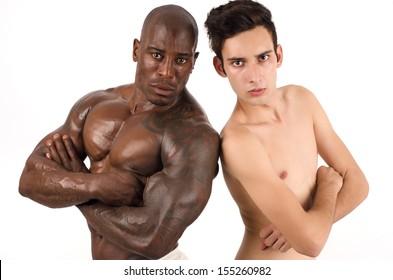Gay bodybuilder caucassian websites