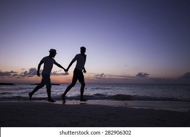 Image result for gay runners hand in hand