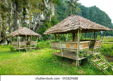 Bamboo House Images Stock Photos Vectors Shutterstock