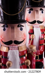 Two nutcrackers