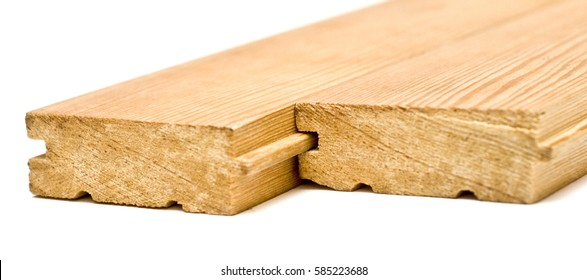 Two piles of Solid Wood Flooring