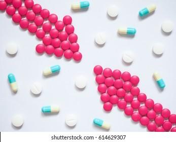 Managing Medications Images, Stock Photos & Vectors