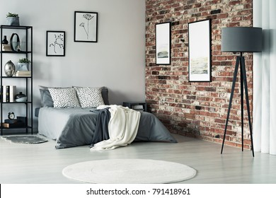 Bedroom Brick Wall High Res Stock Images Shutterstock
