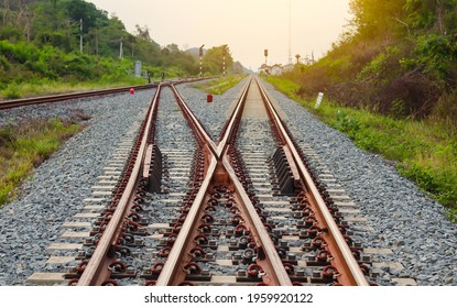 Two rails are included in the same rails. in Thailand