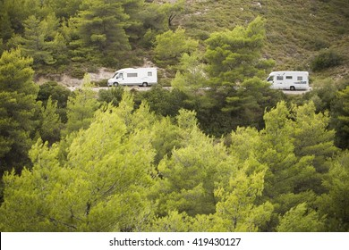 Two RVs