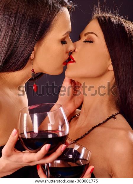Brazilian Deep Lesbian Kissing
