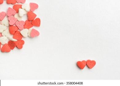 Two Sweet hearts Valentine's card