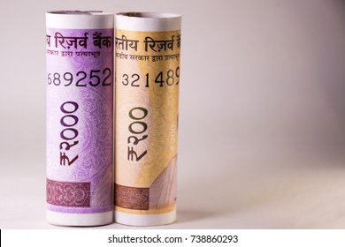 Two Thousand and Two Hundred New Indian Currency