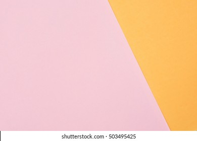 two tone paper background.