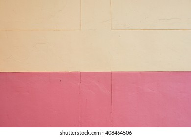 Two tone wall textures
