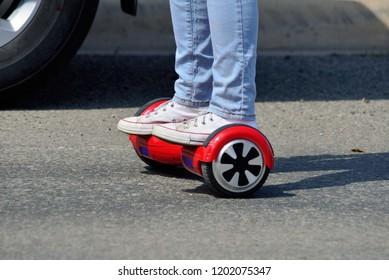 Two wheeled transportation
