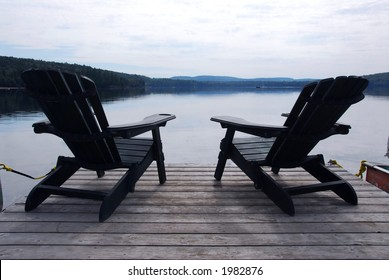 Awe Inspiring Chairs By Lake Images Stock Photos Vectors Shutterstock Bralicious Painted Fabric Chair Ideas Braliciousco