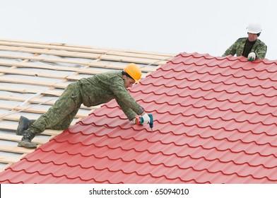 metal roof truss images stock photos vectors shutterstock. Black Bedroom Furniture Sets. Home Design Ideas