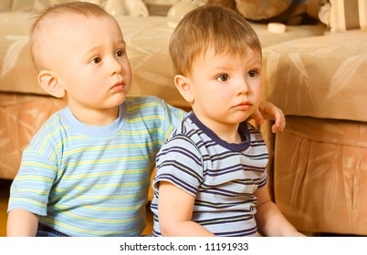 Two young friend