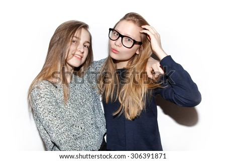 very young teen models
