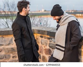 Two rivers ak single gay men