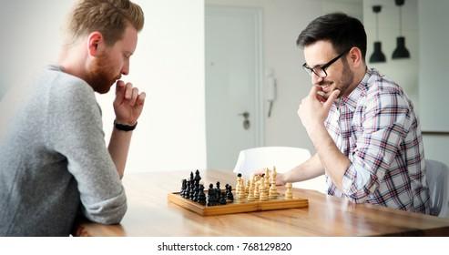 Dating är som schack