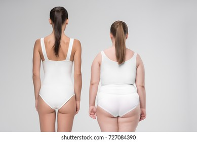 Thick Thin Women Images Stock Photos Vectors Shutterstock