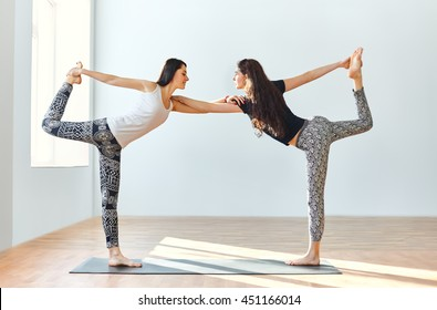 partner yoga images stock photos  vectors  shutterstock