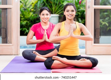 Indian Fit Woman Images Stock Photos Vectors Shutterstock