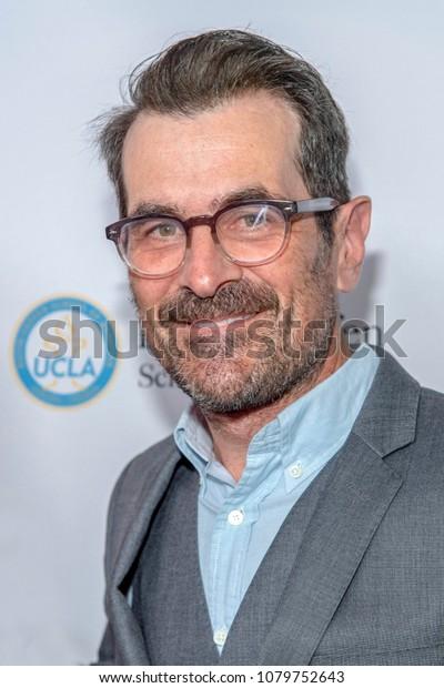 Ty Burrell Attends Ucla Jonsson Cancer Stock Photo (Edit Now