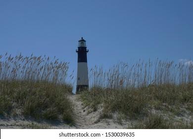 Tybee Island Lighthouse on the Georgia coast