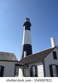 Tybee Lighthouse at Tybee Island Georgia