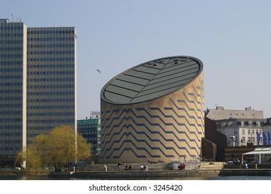 Tycho Brahe planetarium in Copenhagen