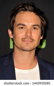 Tyler Blackburn at the Paley Center For Media's 34th Annual PaleyFest Los Angeles - 'Pretty Little Liars' held at the Dolby Theater in Hollywood, USA on March 25, 2017.