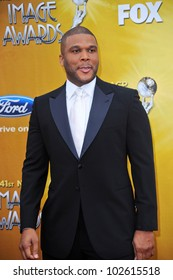 Tyler Perry at the 41st NAACP Image Awards - Arrivals, Shrine Auditorium, Los Angeles, CA. 02-26-10