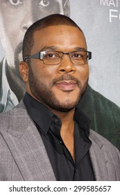 Tyler Perry at the Los Angeles premiere of 'Alex Cross' held at the ArcLight Cinemas Cinerama Dome in Los Angeles on October 15, 2012.