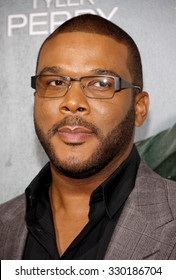 Tyler Perry at the Los Angeles premiere of 'Alex Cross' held at the ArcLight Cinemas in Los Angeles, USA on October 15, 2012.