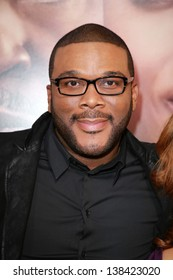 """Tyler Perry at the """"Peeples"""" World Premiere, Arclight, Hollywood, CA 05-08-13"""