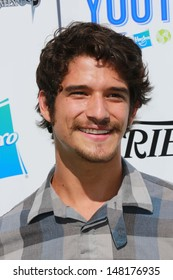 Tyler Posey at Variety's Power of Youth, Universal Studios, Universal City, CA 07-27-13