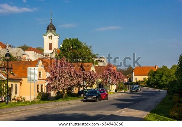 Tyn nad Vltavou, Czech republic.