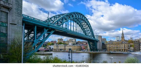 Tyne Bridge Panorama