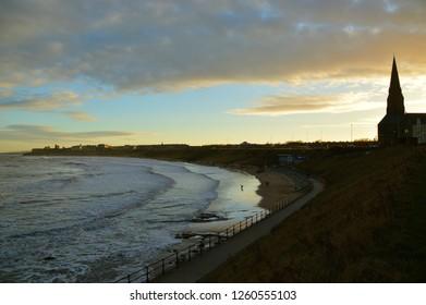 Tynemouth King Edwards Coast