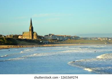 Tynemouth Longsands Coast