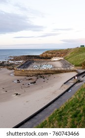 Tynemouth Outdoor Pool (Lido) at Longsands, Tynemouth